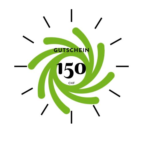 Geschenkgutschein 150